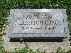 Judy Ann <i>Gragg</i> Albertson