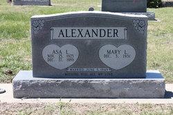 Asa L. Alexander