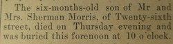 Westley H. Morris