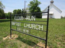 Clear Run Cemetery