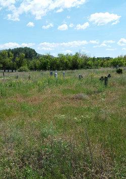 Manson Indian Cemetery
