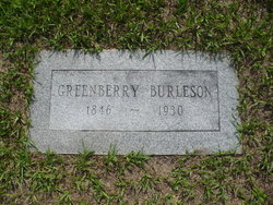 Greenberry Burleson