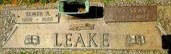 Eva Grace <i>Seay</i> Leake