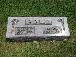 Levinia Luvina <i>Hendren</i> Bixler