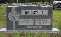 Dorothy May <i>Pigg</i> Briedwell
