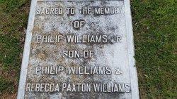 Philip Williams, Jr