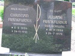 Christian Frankfurter