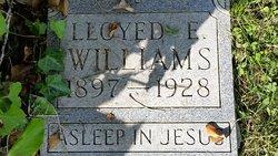 Lloyd Edwin Williams