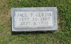 Paul F Curtis