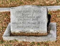 Daisy Hunter Davis