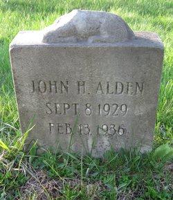 John H. Alden