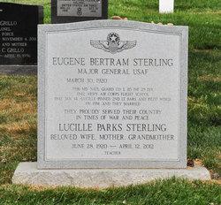 Lucille Calena <i>Parks</i> Sterling