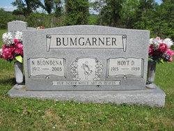 Nannie Blondena Bumgarner