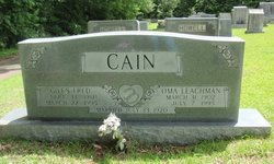 Giles Fred Cain
