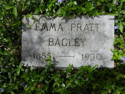 Emma <i>Pratt</i> Bagley