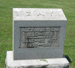 Elizabeth Jane Marion Jane <i>Thornton</i> Gay Hocker