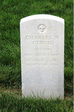 Charles N Curtis
