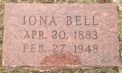 Iona <i>Scoggin</i> Bell