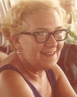 Norma Melanie Olga <i>Krieg</i> Peterson