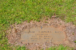 William Capers Doc Bass