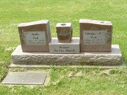 Gladys Mary <i>Bolsinger</i> Cole