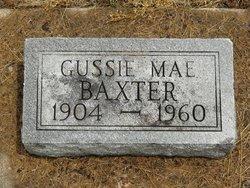 Gussie Mae <i>Roddy</i> Baxter