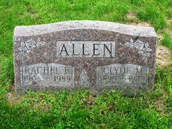 Rachel Elizabeth Allen