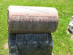 C Ernest Hayden