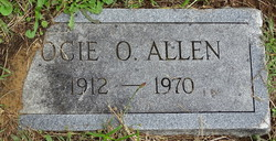 Ocie Allen