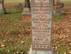 Jean <i>Sinclair</i> Garson