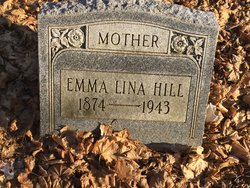 Emeline Lina <i>Breech</i> Hill