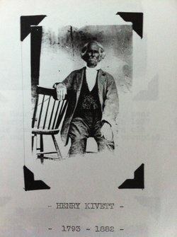 Henry Kivett