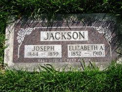 Elizabeth Ann <i>Haslam</i> Jackson