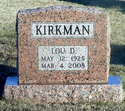 Lou D. Kirkman