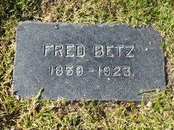 Fred Betz, Jr
