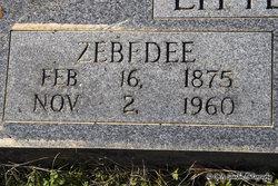 Zebedee Littlejohn