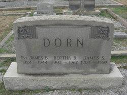 Pvt James Bell Dorn