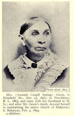 Asenath C. Green