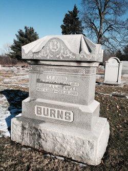 Mrs Ursula L. <i>Greening</i> Burns