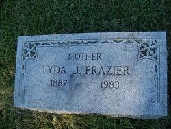 Lyda F <i>Lyon</i> Frazier