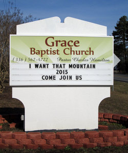 Grace Independent Baptist Church Cemetery