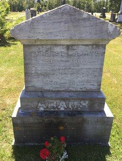Ida May <i>Lamson</i> Adams