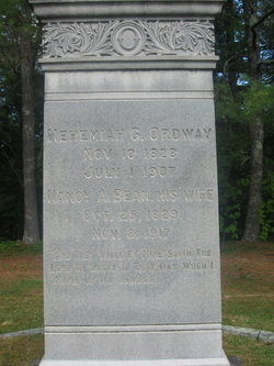 Nehemiah George Ordway