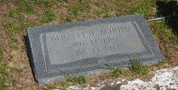 Bennett H Achord