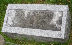Carl Henry Hoffman
