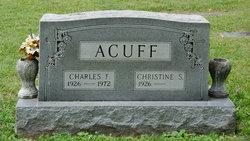 Christine S. Acuff