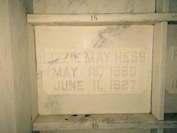 Lizzy May <i>Henderson</i> Hess