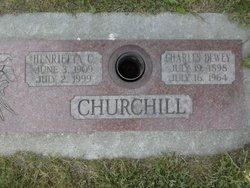 Henrietta Cornelia <i>Rubin</i> Churchill