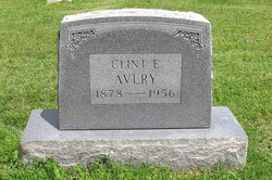 Clint E Avery