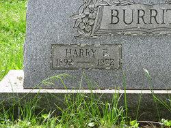Harry Earl Burritt